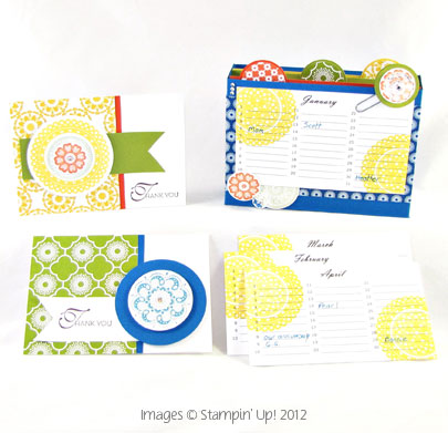 Lacy & Lovely Note Card Set