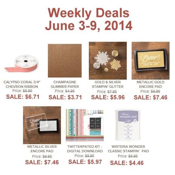 Weekly Deals June 3-9